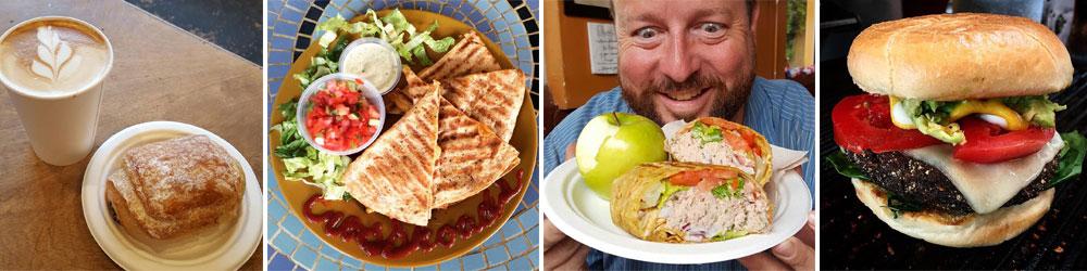 Serving breakfast, lunch & dinner.